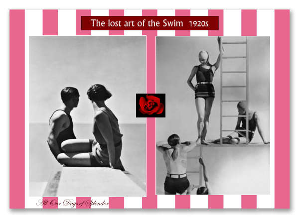 Lost Art of the Swim 1920s